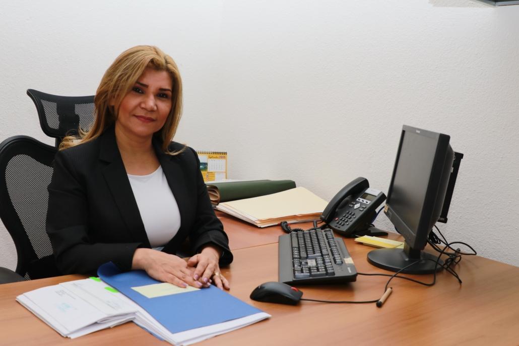 Lcda. Pastora Castro
