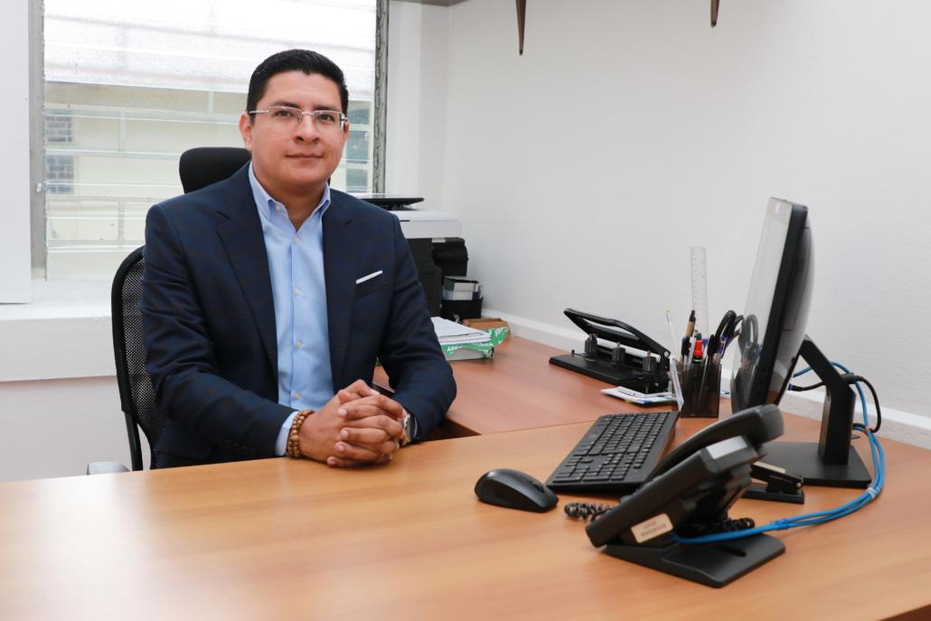 Lcdo. Juan Pablo Rodríguez Ch.